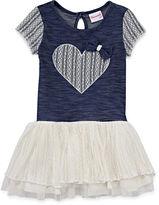 Nanette Baby Denim Skirt Dress - Toddler Girls 2t-4t