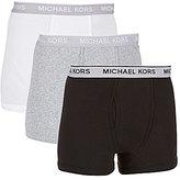 Michael Kors Cotton Modal Trunks 3-Pack