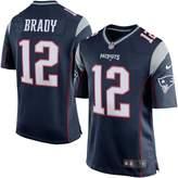 NFL Men's New England Patriots Tom Brady Nike Game Jersey