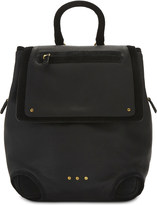 Jerome Dreyfuss Bernard leather backpack