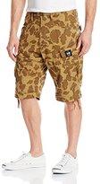 G Star Men's Rovic Loose 1/2 Shorts Toggee
