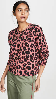 Marc Jacobs The The Printed Cardigan