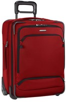 Briggs & Riley Men's 'Transcend' International Expandable Wheeled Carry-On - Black