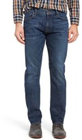 7 For All Mankind Straight Slim Straight Leg Jeans (Morocco Blue)