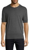 Tom Ford Solid Crewneck T-Shirt