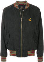 Vivienne Westwood patterned bomber jacket
