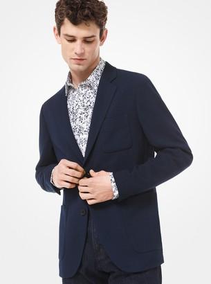 Michael Kors Knit Blazer