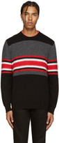Givenchy Multicolor Wool Striped Pullover