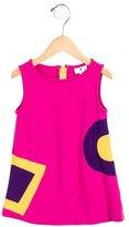 Lisa Perry Girls' Patterned Shift Dress