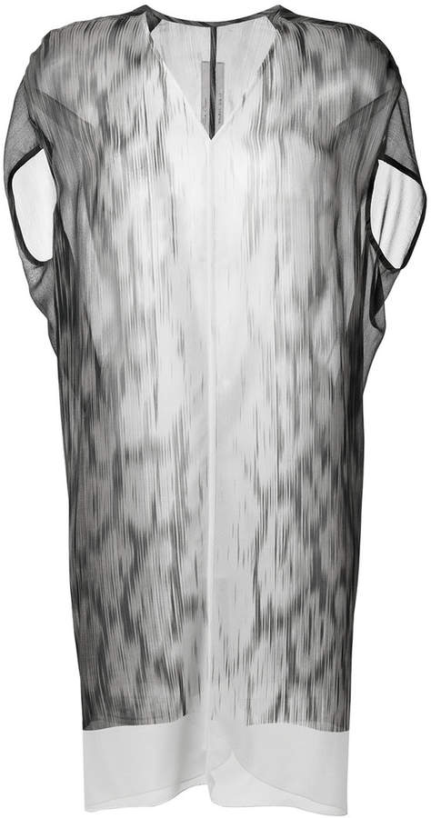 Rick Owens Floating dress