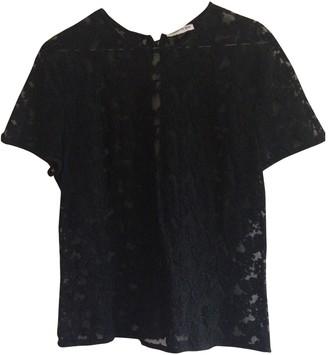 Cerruti Black Lace Top for Women Vintage