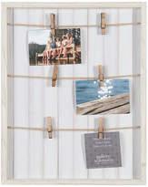 Asstd National Brand 16X20 Whitewash Pallet Collage Frame W/ Clip