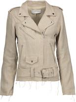 Marques Almeida Marques' Almeida Frayed linen jacket