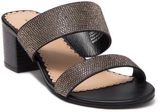 Zigi Ceeley Embellished Block Heel Sandal