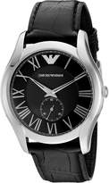 Emporio Armani Men's AR1703 Classic Analog Display Analog Quartz Watch