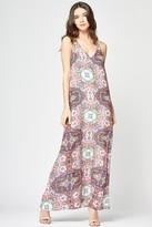 Yumi Kim Hot Summer Night Silk Maxi