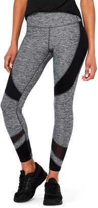 Aurique Amazon Brand Women's Panelled Sports Leggings