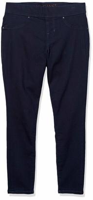 Jag Jeans Women's Petite Marla Denim Legging