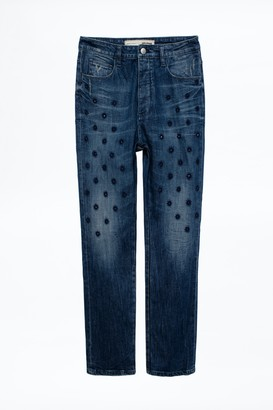 Zadig & Voltaire Starseed Jeans