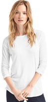 Gap Boatneck long sleeve tee