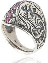 Manuel Bozzi Special Edition Shild Ring