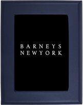 "Barneys New York Leather Studio 5"" x 7"" Picture Frame"