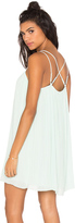 BCBGeneration Strappy Pleated Dress