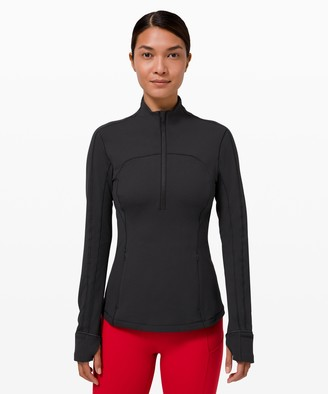 Lululemon Run Briskly 1/2 Zip