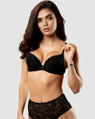 Ann Summers Sexy Lace Plunge Push-Up Bra