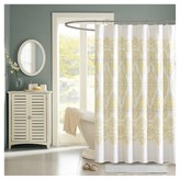 "Nobrand No Brand Colima Shower Curtain - Yellow (72""x72"")"