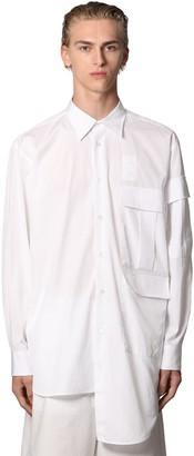 Loewe Multi Pocket Cotton Poplin Shirt