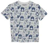 Sovereign Code Boys' Animal Print Tee - Little Kid