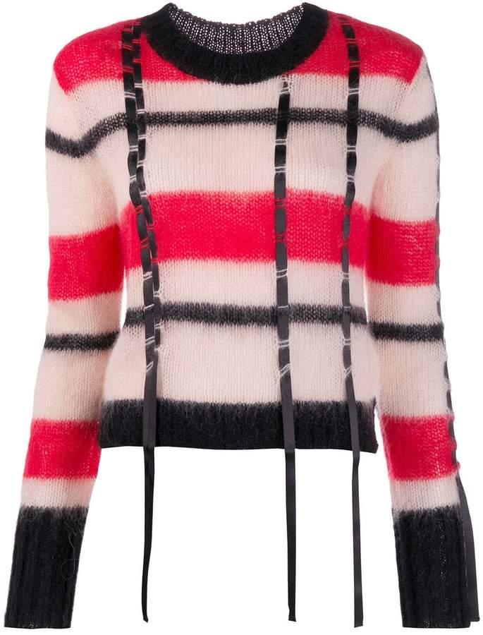 3.1 Phillip Lim striped jumper
