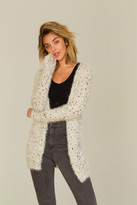 Raga Fuzzy Cardigan Sweater