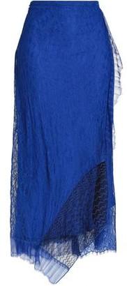 3.1 Phillip Lim Lace Midi Skirt