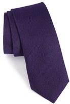 Nordstrom Men's 'Grenadine Solid' Silk Tie