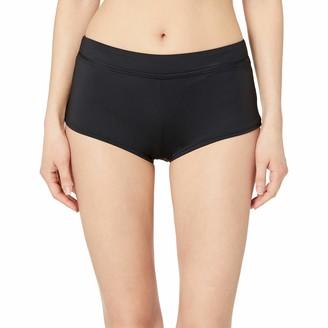 O'Neill Women's Banded Boyshort Bikini Swimsuit Bottom