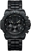 Luminox Men's 3082.BO Colormark Chronograph Analog Display Analog Quartz Watch