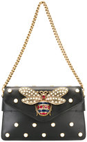 Gucci Broadway shoulder bag - women - Leather/Brass - One Size