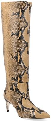 Paris Texas Stivale Leather Boot
