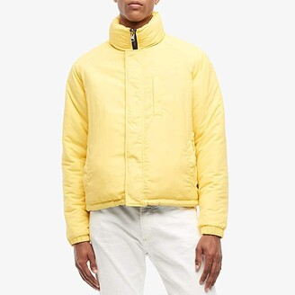 Opening Ceremony Reversible Quilted Puffer (Fluo Yellow) Clothing