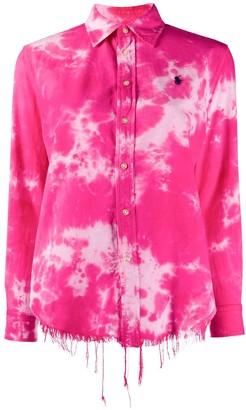 Polo Ralph Lauren Tie Dye Print Shirt