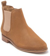 Toms Ella Leather Chelsea Boot
