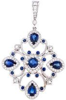 Penny Preville Sapphire & Diamond Pendant