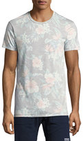 Sol Angeles Palmita Faded Floral T-Shirt, Multicolor