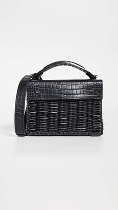 Wicker Wings Mini Kuai Bag