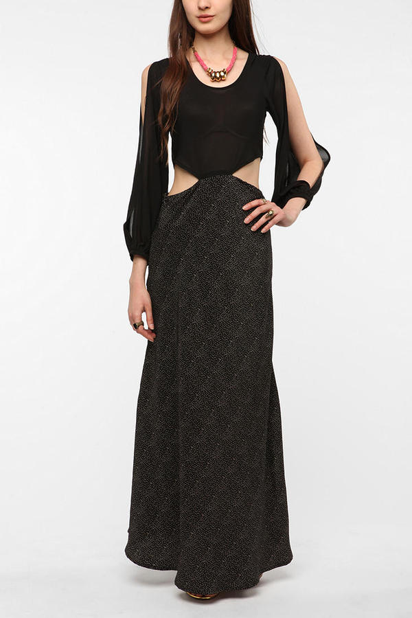 Urban Outfitters Lovers & Friends Fairytale Maxi Dress