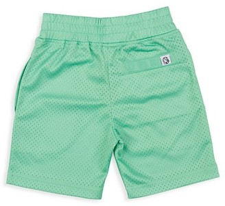 Billionaire Boys Club Little Boy's & Boy's Mesh Diamond Shorts