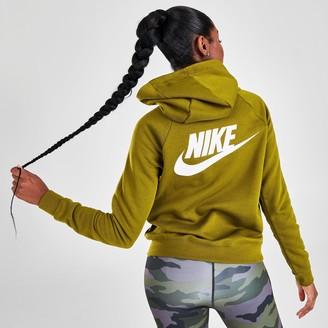 Nike Women's Sportswear Essential Quarter-Zip Hoodie