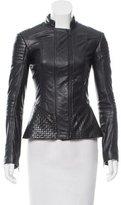 Marissa Webb Leather Moto Jacket